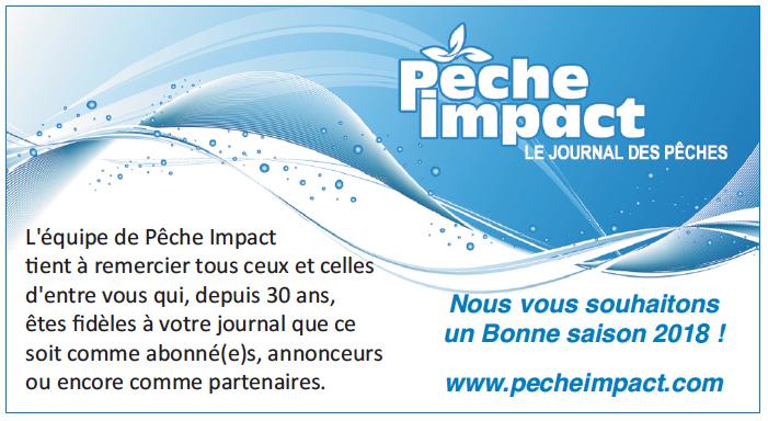Pêche Impact - Bonne saison !