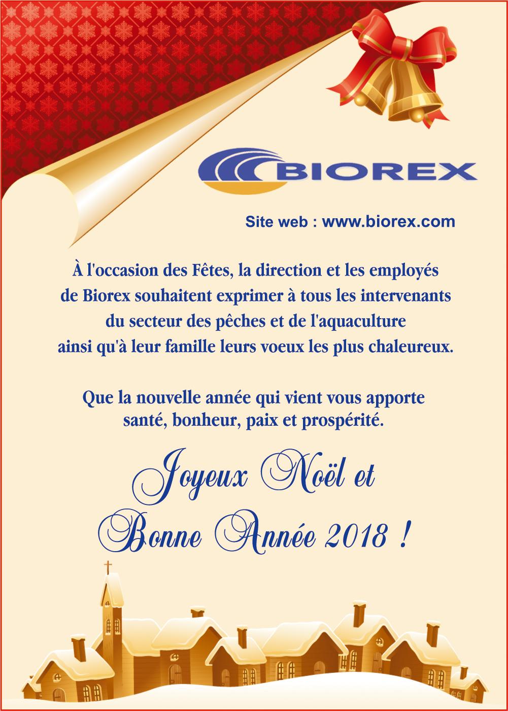 Biorex - Voeux