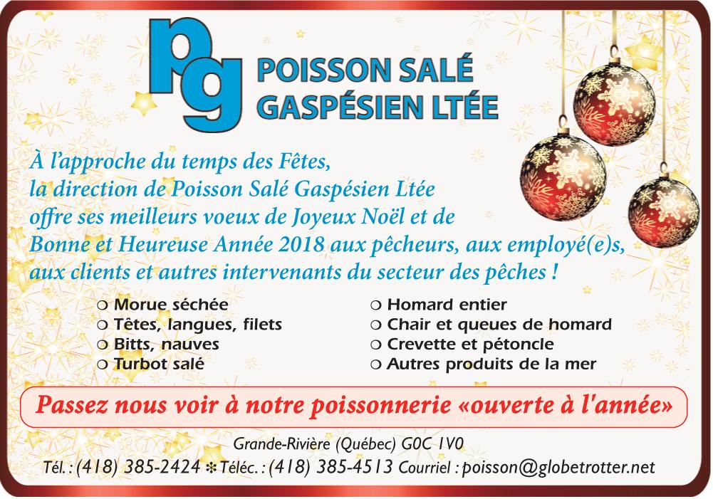 Poisson Salé Gaspésien Ltée