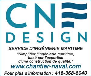 300 X 250 Chantier naval Forillon