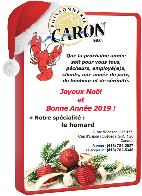 Poissonnerie Caron Inc.