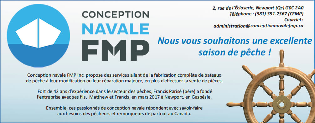 Conception navale FMP