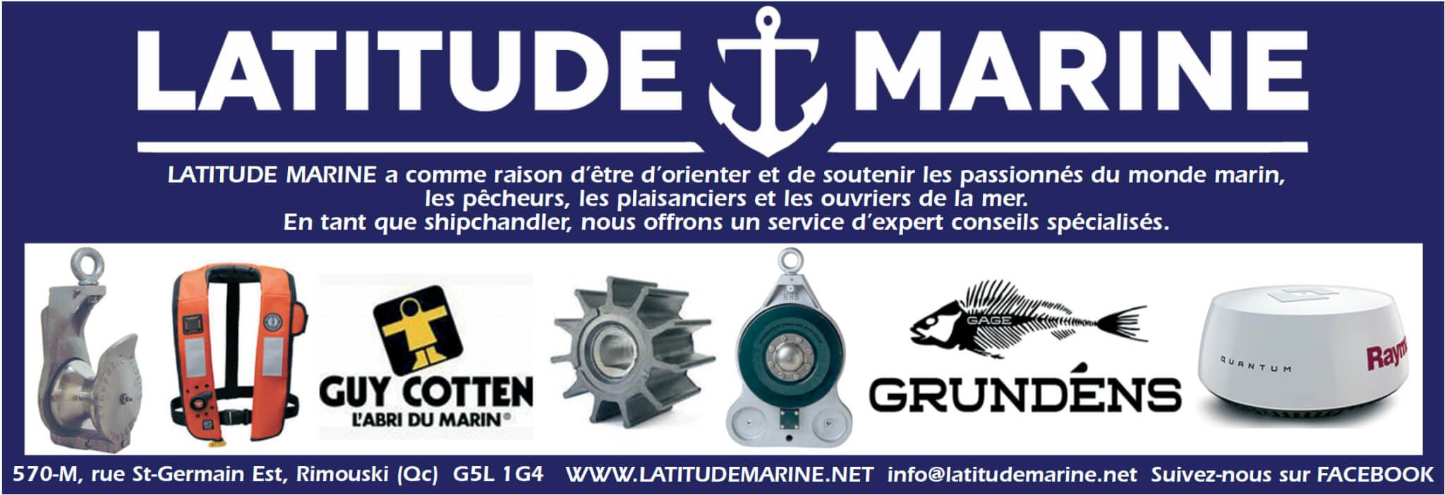 Latitude Marine
