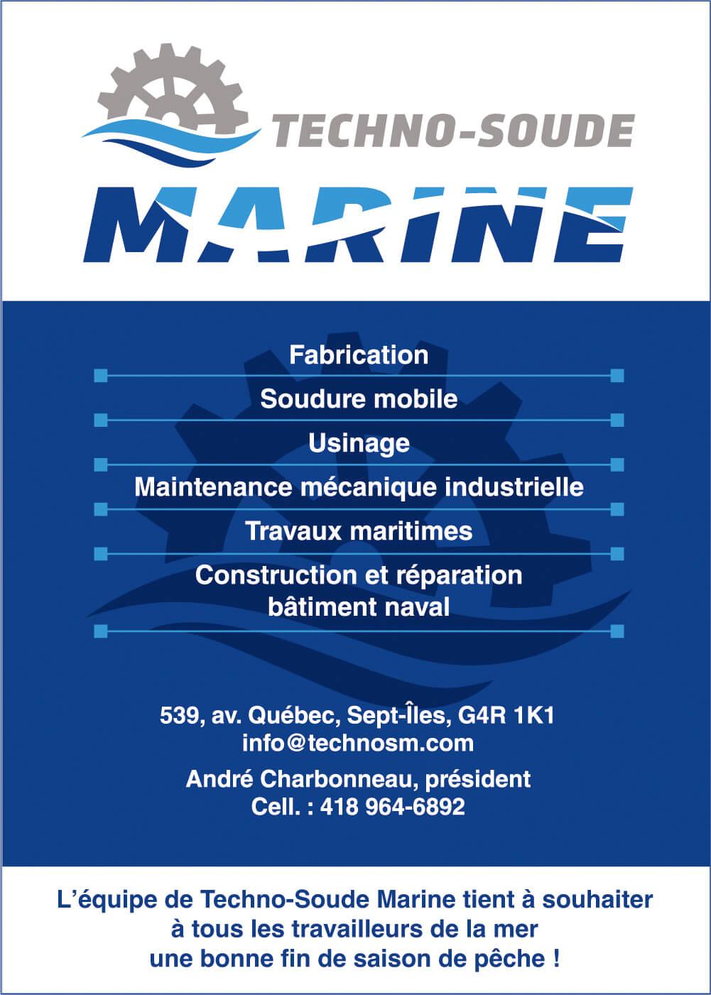 Techno Soude marine