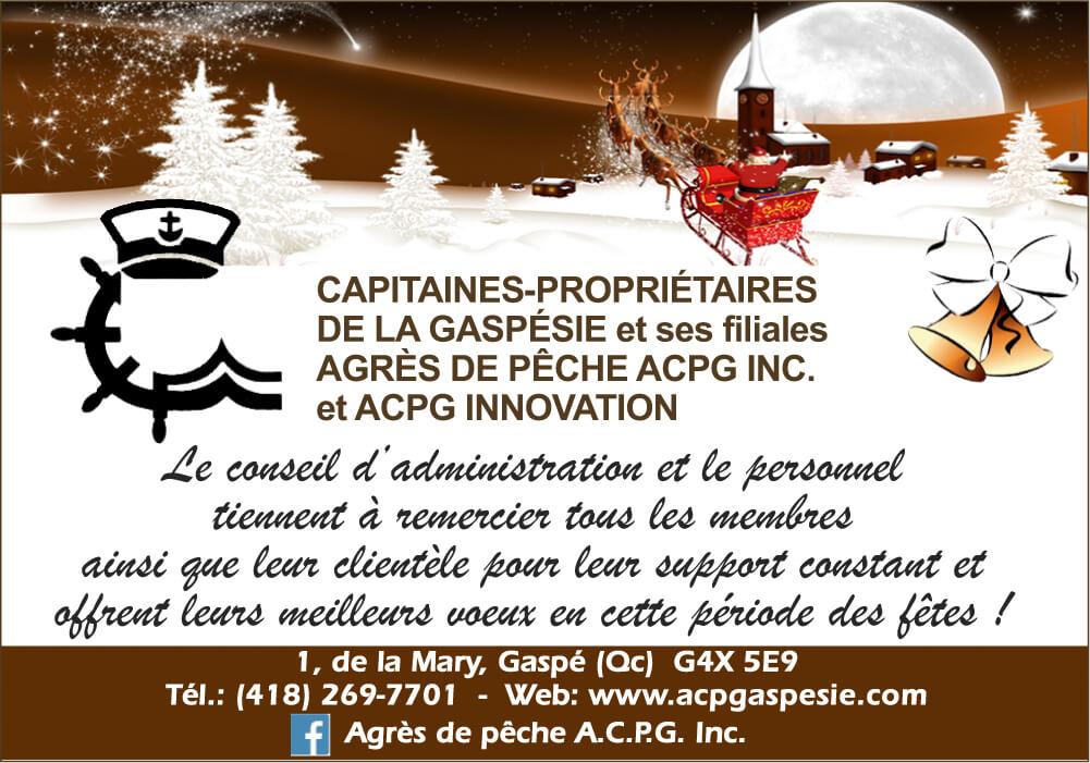Capitaines-propriétaires de la Gaspésie inc.