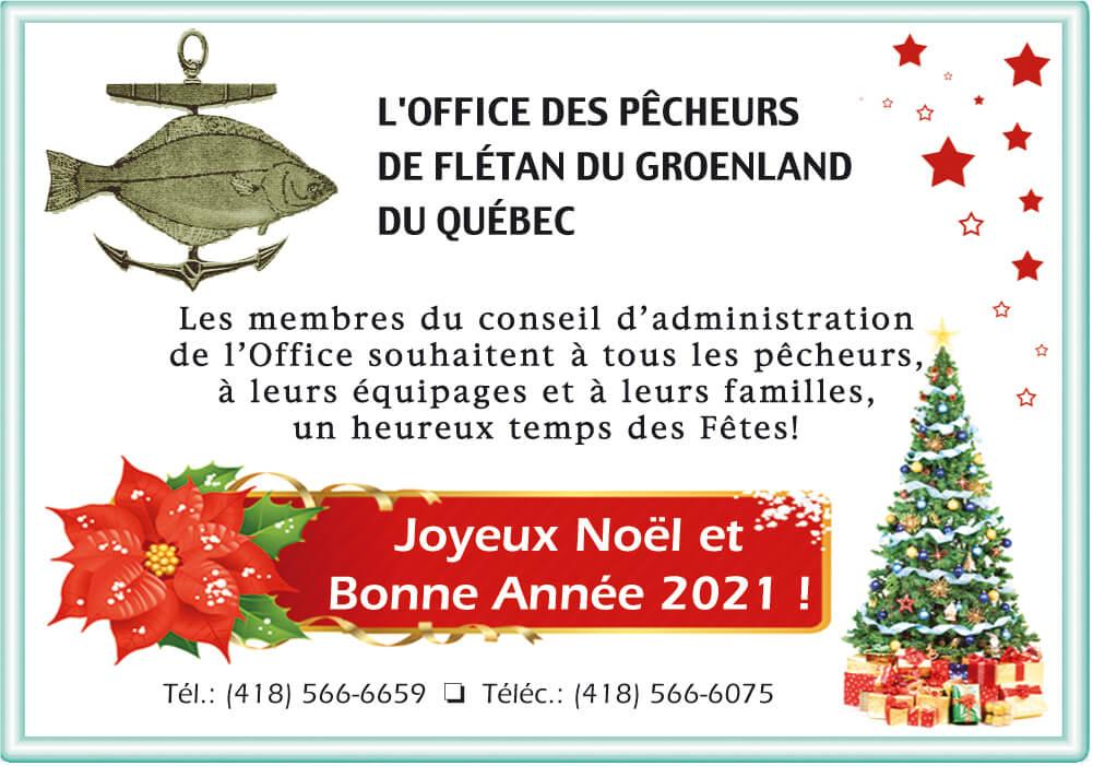 L'Office des pêcheurs de flétan du Groenland du Québec