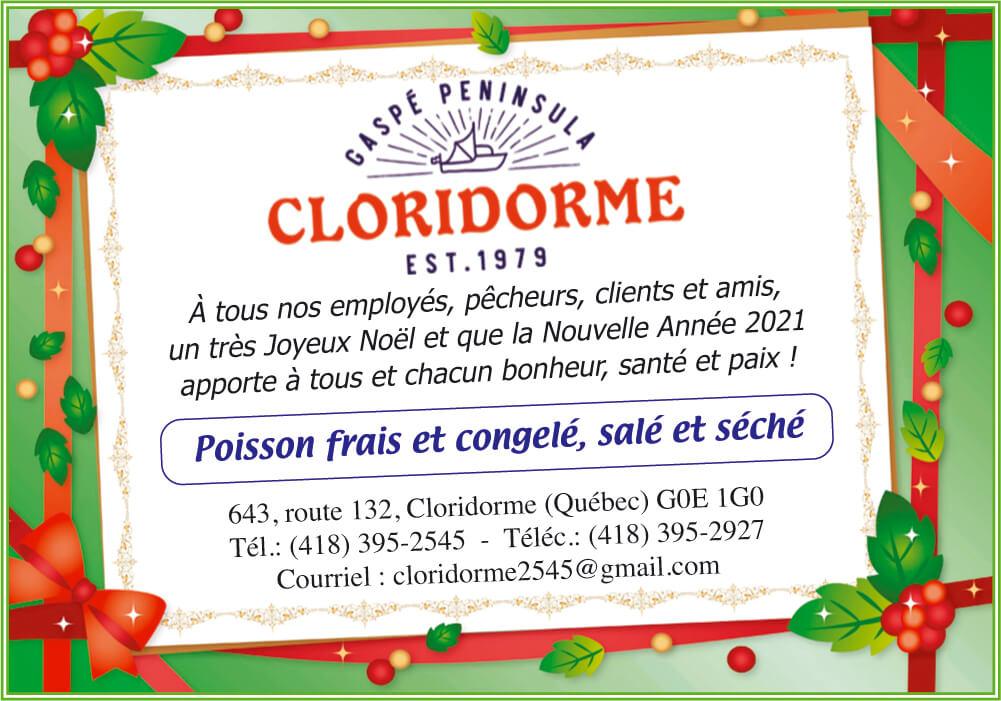 Poissonnerie Cloridorme