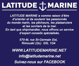 300 X 250 Latitude Marine
