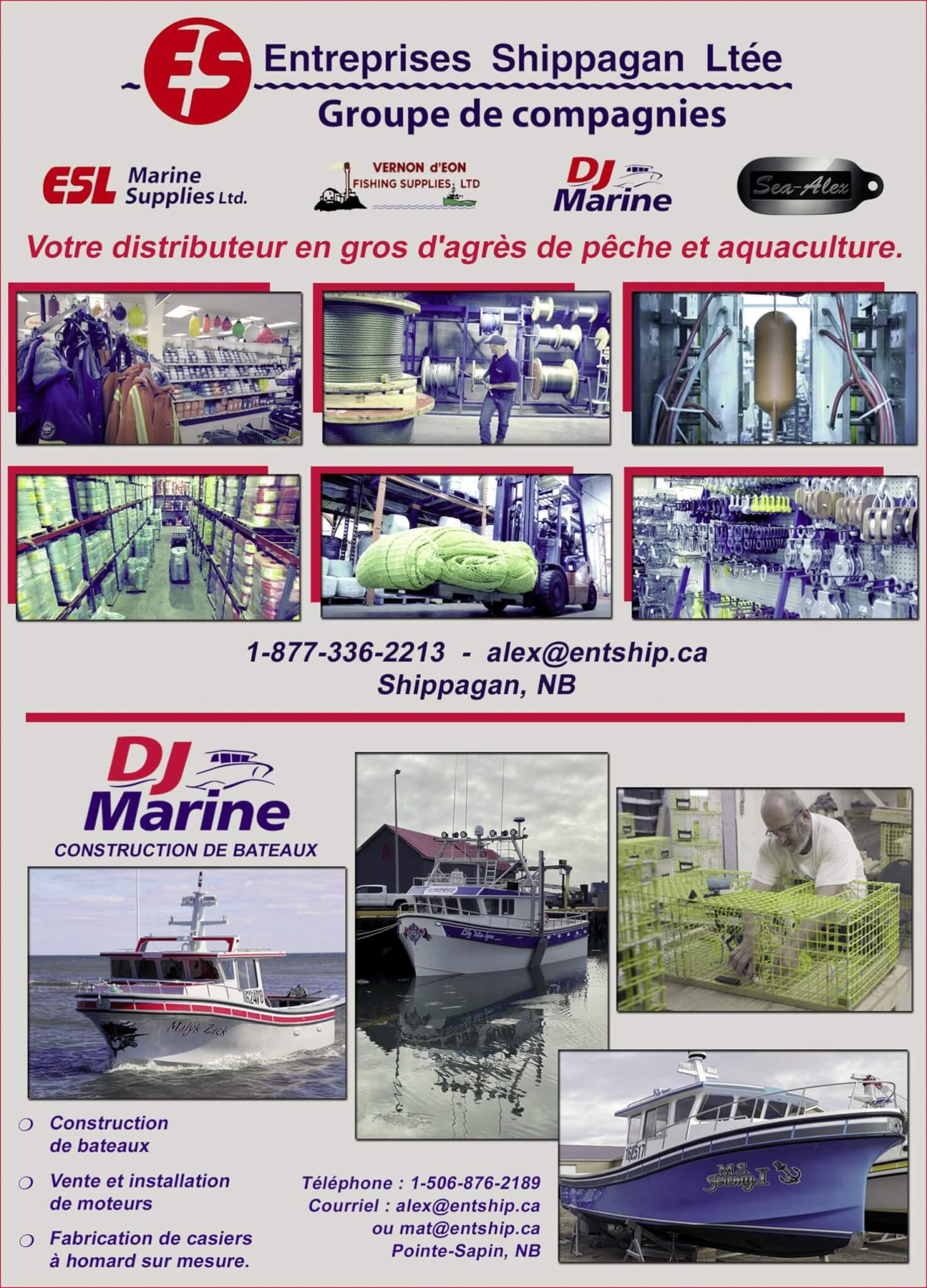 Entreprises Shippagan Ltée