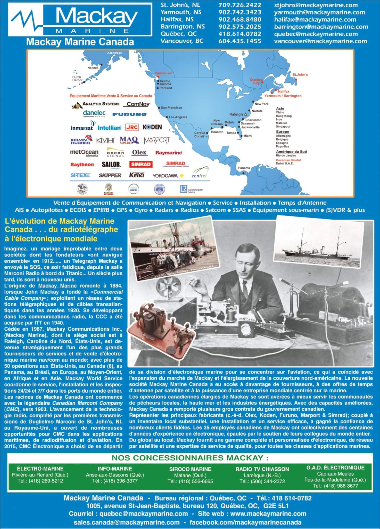 Mackay Marine Canada